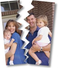 Dallas Divorce Family